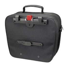 KlickFix Travelbag Universal Cykeltaske sort